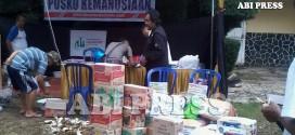 DPD ABI Garut Salurkan Bantuan untuk Korban Banjir Sungai Cimanuk