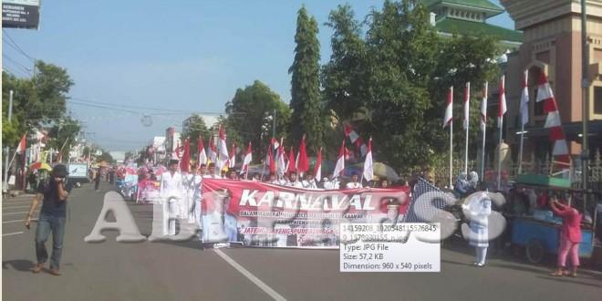 Karnaval Budaya Angkat Potensi Daerah Purbalingga