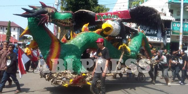 Cermin Kerukunan Antar Etnis dan Agama dalam Karnaval Budaya Purbalingga