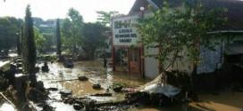 Peduli Korban Banjir Bandang Sungai Cimanuk, DPD ABI Garut Bentuk Posko Gabungan
