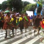 Satlantas Polres BanjarnegaraLestarikan Budaya Rakyat Lewat Lomba Kamtibmas