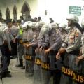 Aparat Sigap Peringatan Asyura Semarang Berjalan Lancar