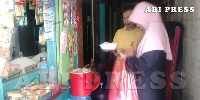 DPW ABI DKI Bagikan 1000 Paket Bubur Syura Gratis