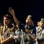 Bom Gereja, Aksi 1000 lilin, Khatulistiwa berdoa