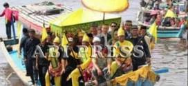 Sambut Rabu Terakhir Shafar, Warga Mempawah Gelar Festival Robo'-Robo'
