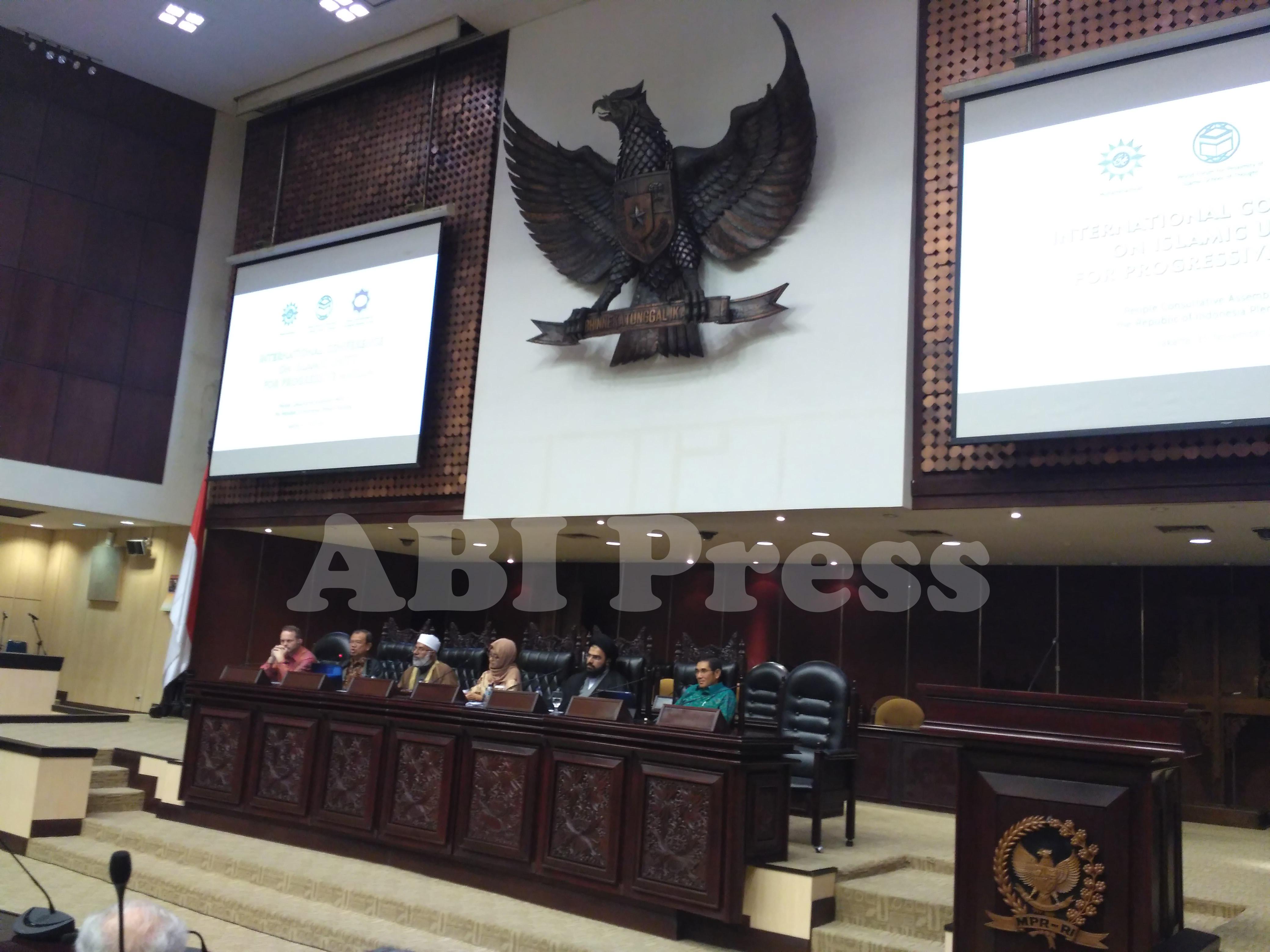 Konferensi Islam Galang Persatuan Islam dalam Islam Berkemajuan