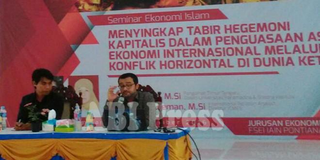 Hegemoni Kapitalisme dan Konflik Horizontal di Dunia Ketiga