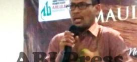 DPW ABI Sulsel Gelar Acara Maulid Nabi Muhammad Saw Bersama Pemkot Makassar