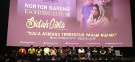 Nobar dan Diskusi Film Bid'ah Cinta