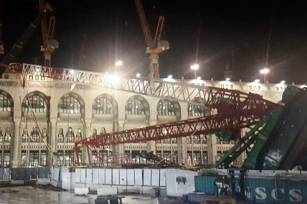 Pemerintah Kawal Proses Pemberian Kompensasi Jemaah Haji Korban Crane