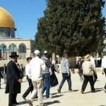 Serangan Zionis ke Masjid Al-Aqsa Meningkat