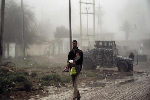 Satu Lagi Wilayah Mosul Dibebaskan dari Kelompok Teroris