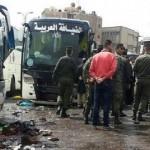 Serangan Bom Tewaskan Puluhan Peziarah di Damaskus
