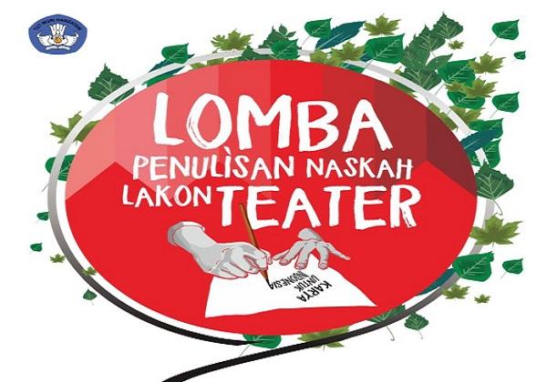 Kemdikbud Gelar Lomba Menulis Naskah Lakon Teater Berhadiah Puluhan Juta Rupiah