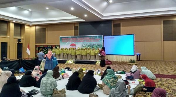 Pelantikan Pimwil Muslimah ABI Provinsi Sulawesi Selatan