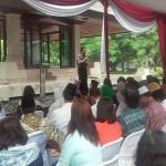 Peringati Haul ke-37, Keluarga Bung Hatta Gelar Doa Bersama