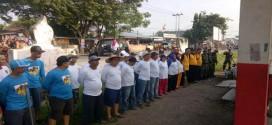 Peduli Lingkungan, Warga Kecamatan Teluknaga 'Gerebek' Sampah Bersama