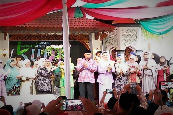 Muslimah ABI Ikuti Kongres Ulama Perempuan Indonesia