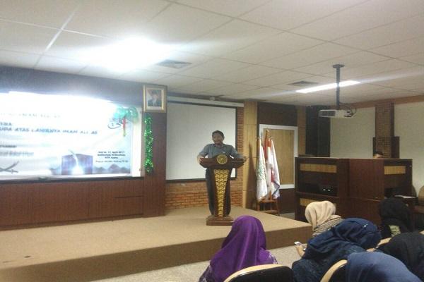 Peringatan Milad Imam Ali di STFI Sadra Jakarta
