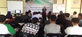 Pelatihan Dasar Kader DPD ABI Kota Bandung