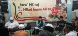Pesan Persatuan pada Milad Imam Ali di Berbagai Daerah