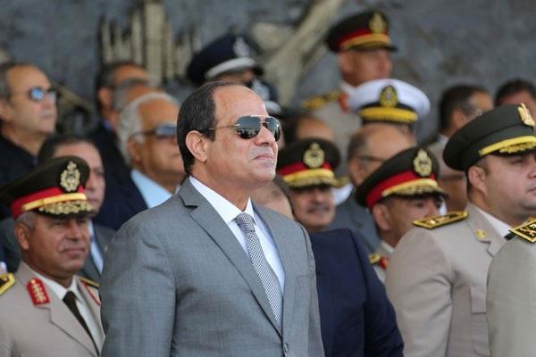 "Mesir dan Rusia Bahas Perang Melawan ""Teror"""