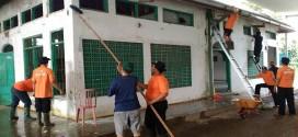 Bakti Sosial, ABI Rescue Renovasi Masjid