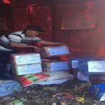 Muslimah ABI Sulawesi Selatan Galang Bantuan Korban Kebakaran