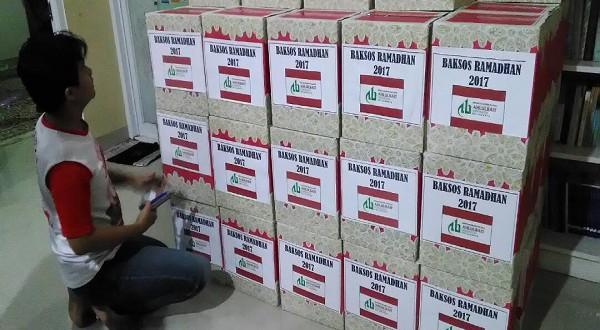 Baksos Ramadan DPW ABI Jakarta