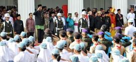 Presiden Jokowi: Pemerintah Pasti Tegas Terhadap Organisasi dan Gerakan Anti Pancasila