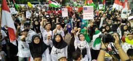 Hari Al-Quds Sedunia Menggema di Jakarta
