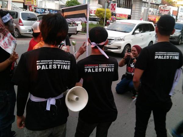 Quds Day di Makassar