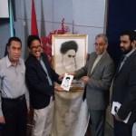 Launching Buku Biografi Imam Khomeini di UIN Jakarta
