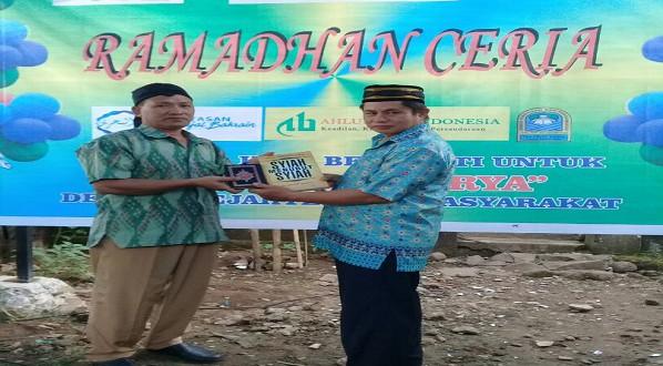 ABI Sulawesi Selatan Ceriakan Ramadan dengan Berbagi