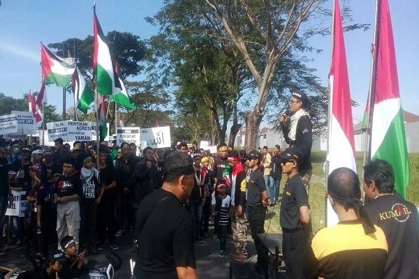 Quds Day di Surabaya
