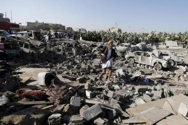 Dunia Penonton Tragedi Yaman