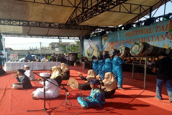 Festival Tabuh Bedug ke-30 di Kecamatan Teluknaga