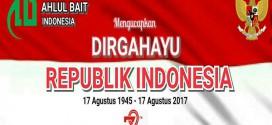 DPP ABI Mengucapkan Dirgahayu Republik Indonesia ke-72