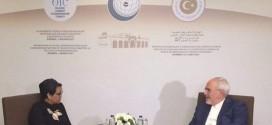 Pertemuan Menlu Iran dan Menlu Indonesia di Istanbul