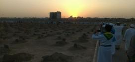 Info Haji 2017: Jemaah Meninggal di Arab Saudi Mencapai 516 Orang