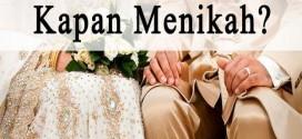 Pada Usia Berapakah Sebaiknya Orang Menikah?