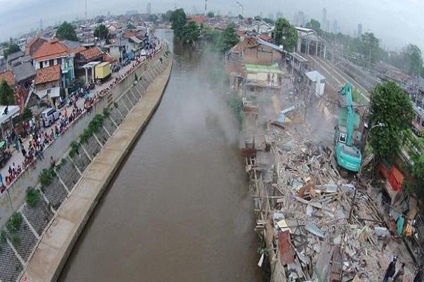 Kalah Gugatan Bukit Duri, Pemprov DKI Wajib Bayar Ganti Rugi