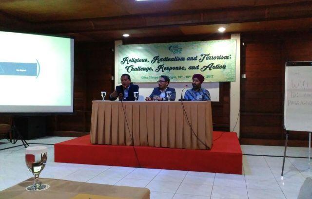 Pusat Studi Pesantren Adakan The Asia Interfaith Forum 2017 di Bogor