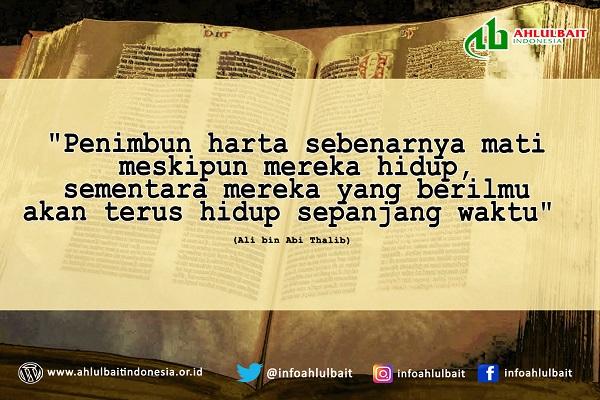 Hidup dan Mati menurut Imam Ali