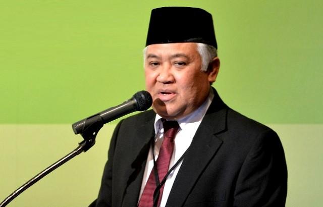 Din Syamsudin: NU-Muhammadiyah Bersinergi, Persoalan Umat Terselesaikan
