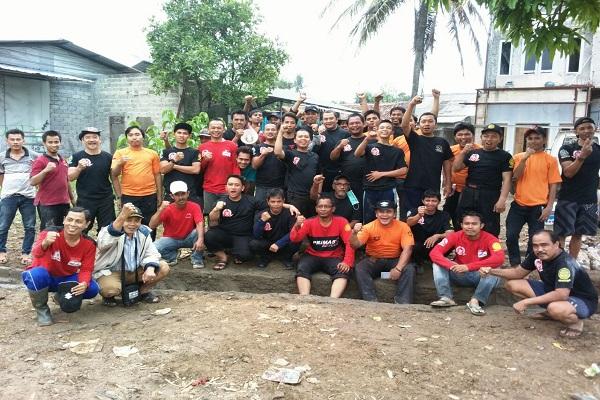 Foto: Baksos ABI Rescue di Citeurep Bogor