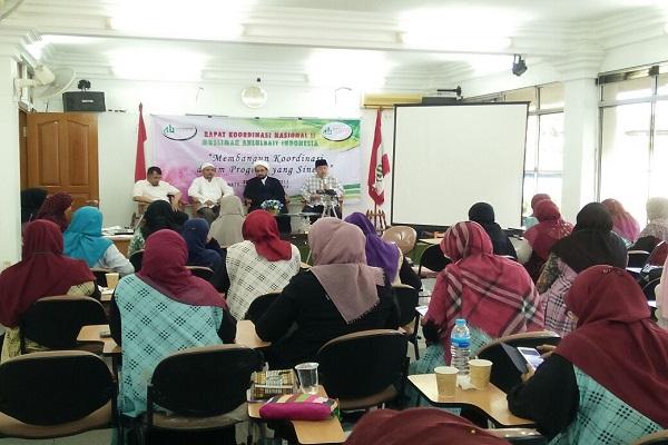 Rakornas II Muslimah Ahlulbait Indonesia