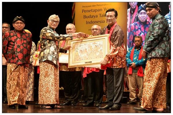 Tahun ini, 150 Budaya Takbenda Ditetapkan Sebagai Warisan Budaya Indonesia