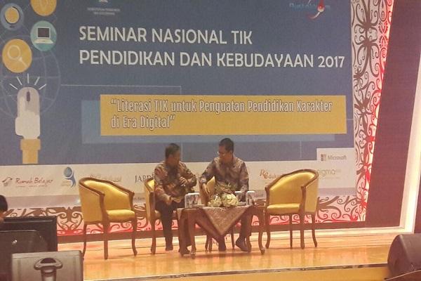 Prof. Eko Indrajit: Manfaatkan Teknologi untuk Penguatan Pendidikan Karakter