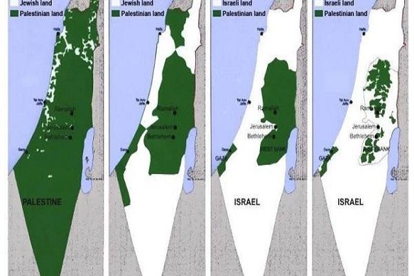 100 Tahun Penjajahan Zionis Israel di Tanah Palestina